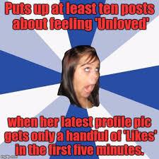 Facebook Girl Meme - annoying facebook girl memes imgflip