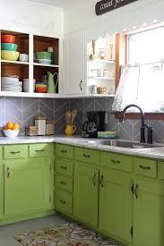 Painted Kitchen Backsplash Ideas 323 Best Budget Kitchen Remodel Images On Pinterest Backsplash