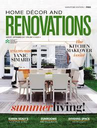 manitoba home decor u0026 renovations apr may 2017 by nexthome issuu