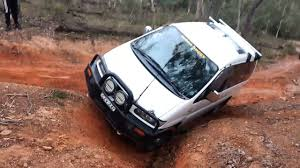 mitsubishi delica off road mitsubishi delica off road turon part1 youtube