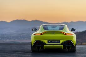 lime green aston martin new vantage unveiled 6speedonline porsche forum and luxury car