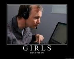 Single White Female Meme - there are no girls on the internet know your meme