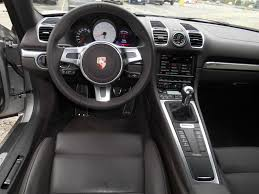 porsche electric interior test drive 2014 porsche cayman s the daily drive consumer
