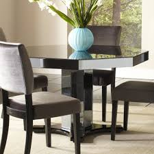 small mirrored dining room table stylish mirrored dining room