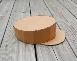 como hacer un sombrero de carton sombrero o visera de cartón club viking