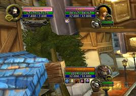 class colored name frames unit mods world of warcraft addons