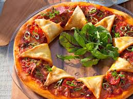 recettes de cuisine femme actuelle pizza soleil au chorizo recette les recettes de cuisine femme