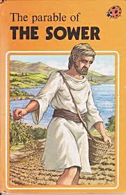 the parable of the sower vintage ladybird book bible stories