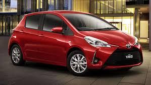 toyota yaris list price toyota yaris 2017 car sales price car carsguide