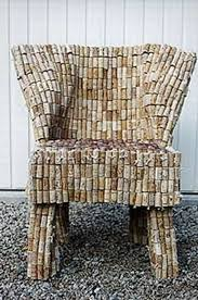 creative uses for wine corks chair i think i have enough for this