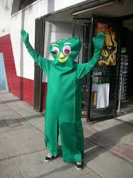 Gumby Halloween Costume Michael Aushenker U0027s Cartoon Flophouse November 2010