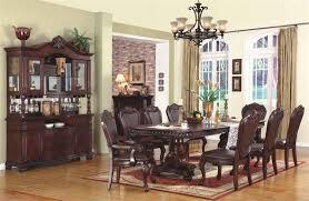 mcferran home furnishings d9500 7 piece dining set las vegas