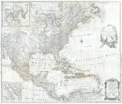 1783 Map Of The United States by File 1788 Schraembl Pownall Map Of North America The West