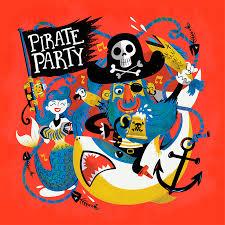 pirate party pirate party dicko doodles