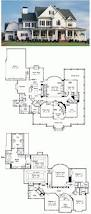 5 Bedroom Farmhouse Floor Plans Large One Level House Plans Home Act