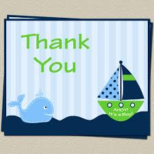 free baby clipart thank you
