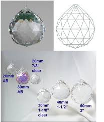 Crystal Chandelier Ball 10pcs Lot 30mm Crystal Chandelier Ball Glass Hanging Ball Crystal