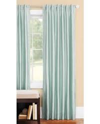 Thermal Back Curtains Bargains On Better Homes And Gardens Blackout Thermal Faux Silk