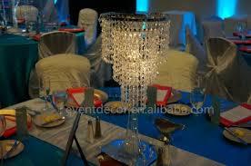 Cheap Plastic Chandelier Wholesale Plastic Chandelier For Decoration Table Top Chandelier