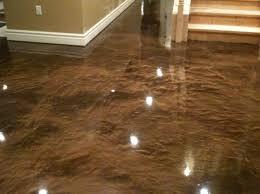 Cheapest Flooring Ideas Floor Plain Basement Floor Solutions Within Flooring Basements