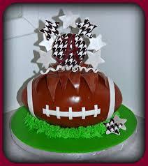 Alabama Crimson Tide Home Decor by Roll Tide Alabama Crimson Tide Football Cake Cakecentral Com