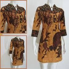 Baju Batik Batik pin by mbak ayu on model dress batik modern terbaru