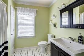 bathroom crown molding ideas contemporary bathroom with undermount sink by cannon