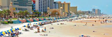 Map Of Daytona Beach Hawaiian Inn Resort Favorite Daytona Beach Attractions