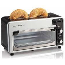 How To Make Toast In Toaster Oven Hamilton Beach Toastation Toaster U0026 Oven 22720