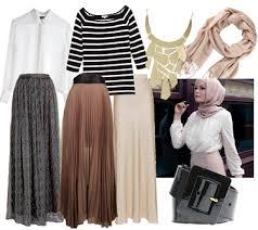 Baju Atasan Rok Levis model baju atasan wanita untuk rok panjang pusat model