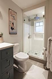 man cave bathroom ideas the bathroom off the man cave has the same light and airy feel as