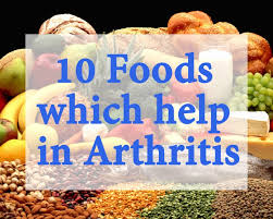 arthritis diet treatment 10 foods which help ease arthritis
