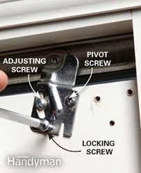 How To Adjust Closet Doors How To Adjust Bypass Closet Doors Family Handyman