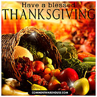 Blessed Thanksgiving Graphics Commentwarehouse