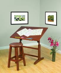 Drafting Table Wood Portable Drafting Table Wood U2014 Derektime Design Comfortable And
