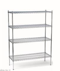 impressive commercial wire racks wire commercial racking
