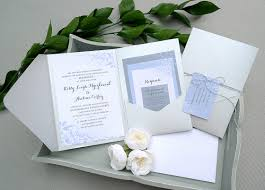 Pocket Wedding Invitations Pocket Wedding Invites Jeneze Designs