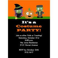 costume party invitation wording