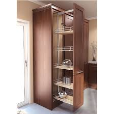 pantry cabinet pantry pull out cabinet with printer storage