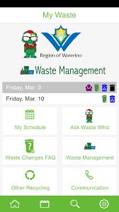 kitchener garbage collection waste changes in kitchener waterloo