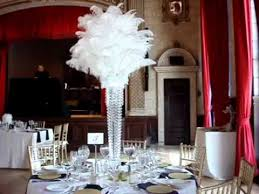 themed wedding centerpieces great gatsby 1920 s themed wedding centerpieces at the italian