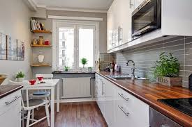 functional narrow kitchen ideas designs and cabinets