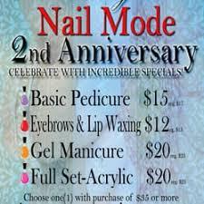 nails mode 41 photos u0026 15 reviews nail salons 1231 w central