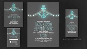 Cruise Wedding Invitations Read More U2013 Chalkboard Vintage Anchor Nautical Wedding Invites