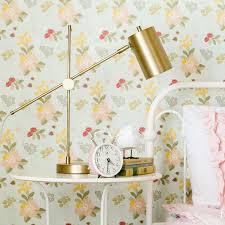 flower garden bedroom lindsay hill interiors