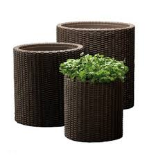 plastic planters you u0027ll love wayfair