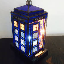 40 tardis lamp doctor who tardis night light gadgetsin tardis lamp
