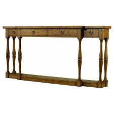 hooker furniture sanctuary 7 piece refectory trestle dining set