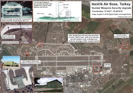 Aviano Italy Map by Upgrades At Us Nuclear Bases In Europe Acknowledge Security Risk