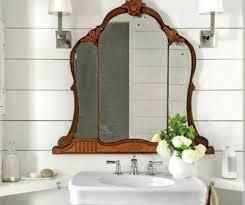 fancy bathroom mirrors 6 amazing frames repurposed into bathroom mirrors